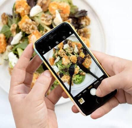 dieta de celular